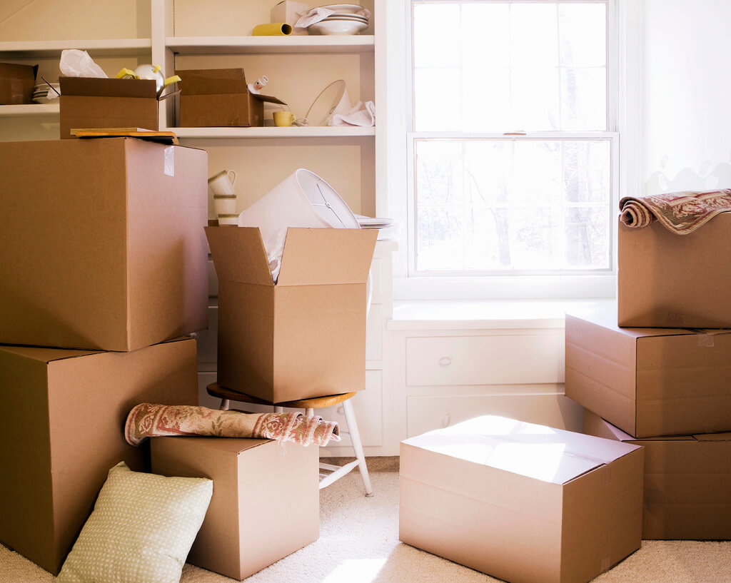 Staying Sane Before, During and After Your Move