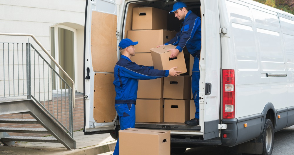 Why Hire A Man And Van When Moving House Or Office