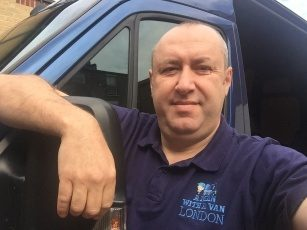 A Man with a Van Hire London Services